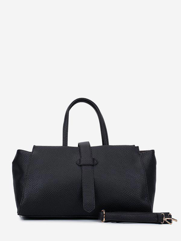 Sale Solid Color Large Capacity Casual Tote Bag