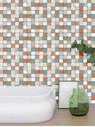 19PCS Geometric Tile Wall Stickers -