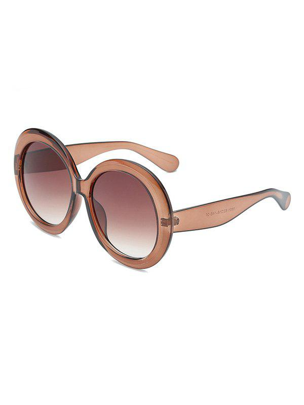 Trendy Vintage Round Shape Sunglasses