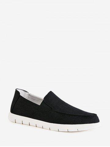 Breathable Lightweight Loafer Canvas Shoes
