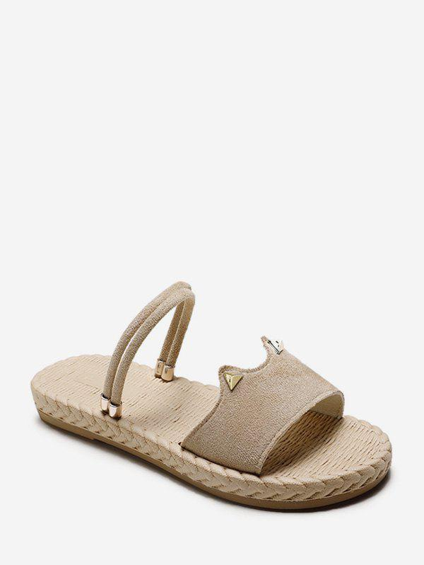Hot Beach Style Suede Outdoor Sandals