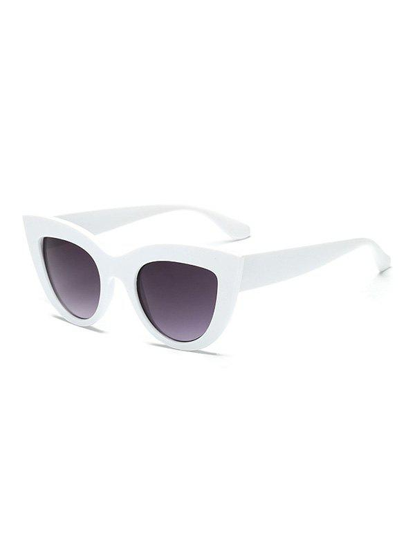 Outfit Vintage Style Big Frame Outdoor Sunglasses