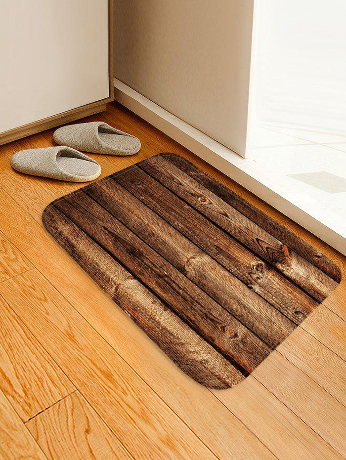 Latest Classic Wood Grain Floor Mat
