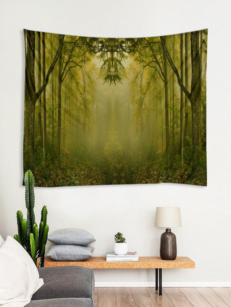Shops Dreamy Forest Pattern Printed Tapestry
