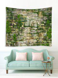 Stone Wall Print Tapestry Wall Hanging Art Decoration -