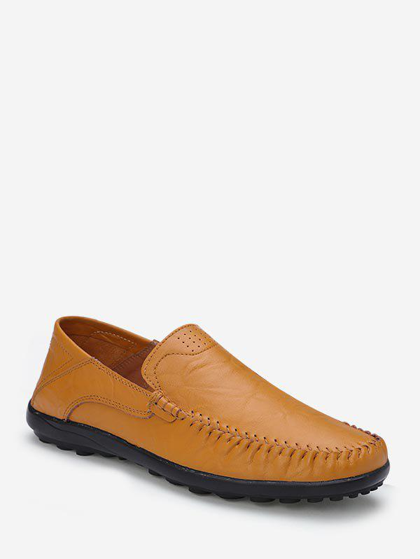 Affordable Casual Soft PU Leather Shoes