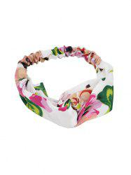 Tiny Floral Pattern Hairband -