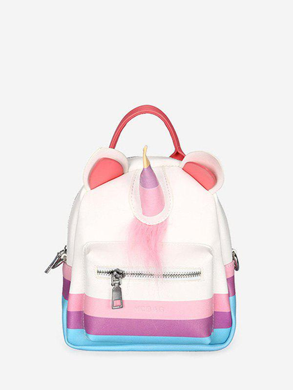 Store Unicorn Pattern Design Student Backpack