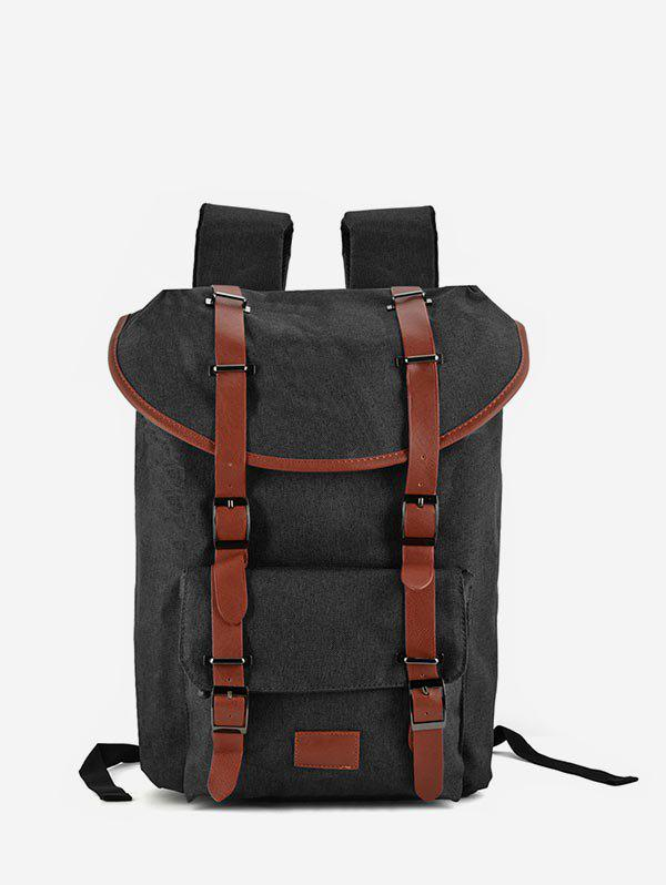 Fancy Canvas Outdoor Backpack
