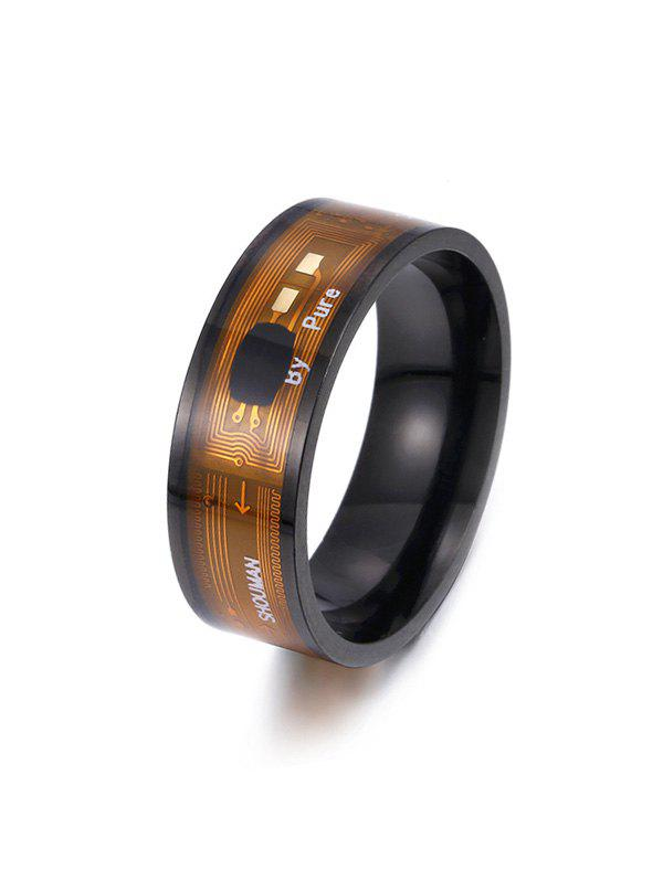 Unique NFC ID Card Control Multifunctional Smart Ring