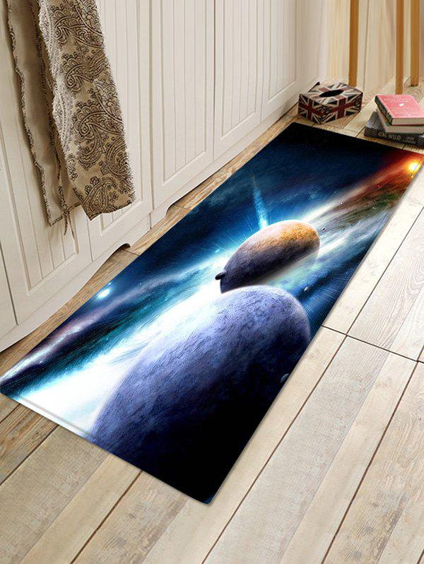 Buy Universe Planet Anti-slip 3D Print Floor Rug