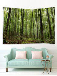 Forest Printed Tapestry -