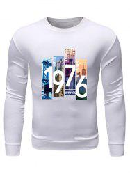 Casual Graphic Printed T-shirt -