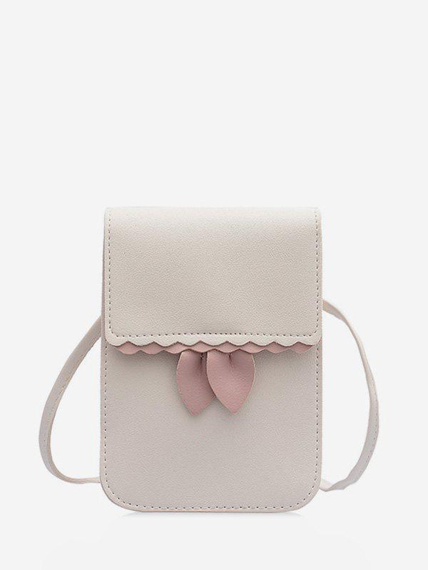 Online Small Crossbody Coin PU Leather Bag