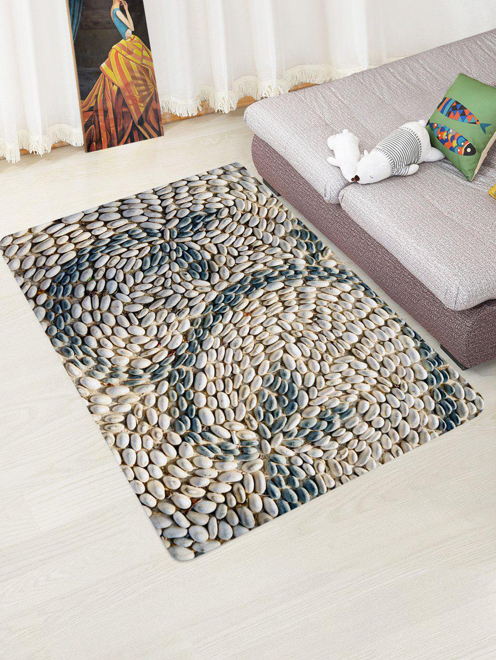 Bohemian Sun Moon Face Home Floor Carpet Non Skid Door Bathroom Mat Decor Rugs Bath Home Garden