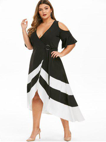Plus Size Wrap Dresses - Free Shipping, Discount And Cheap Sale ...