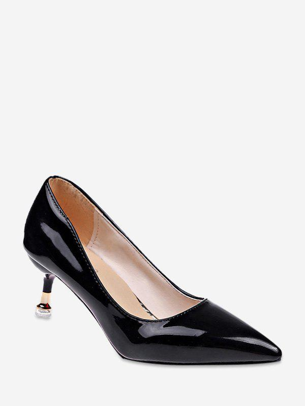 Sale Basic Classic Medium High Heel Pumps