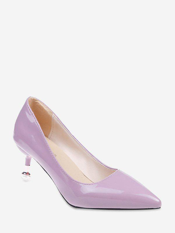 Cheap Basic Classic Medium High Heel Pumps
