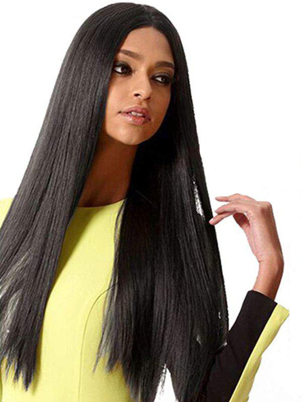 Unique 3Pcs Brazilian Virgin Human Hair Natural Straight Hair Extensions