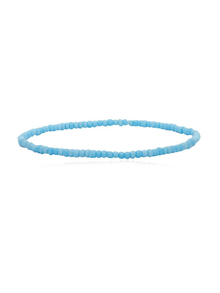 Best Simple Beaded Anklet