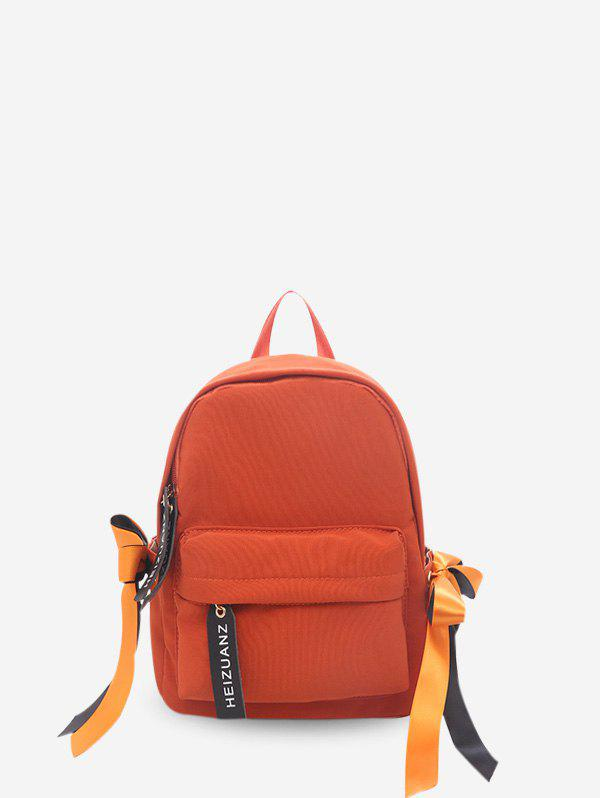 Discount Simple Solid Small Mini Student Backpack
