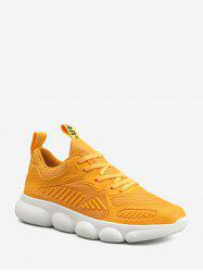 Casual Breathable Outdoor Lace Up Sneakers -