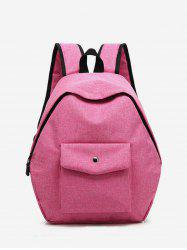 Retro Oxford Cloth Backpack -