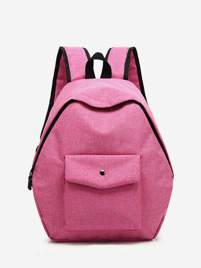 Trendy Retro Oxford Cloth Backpack