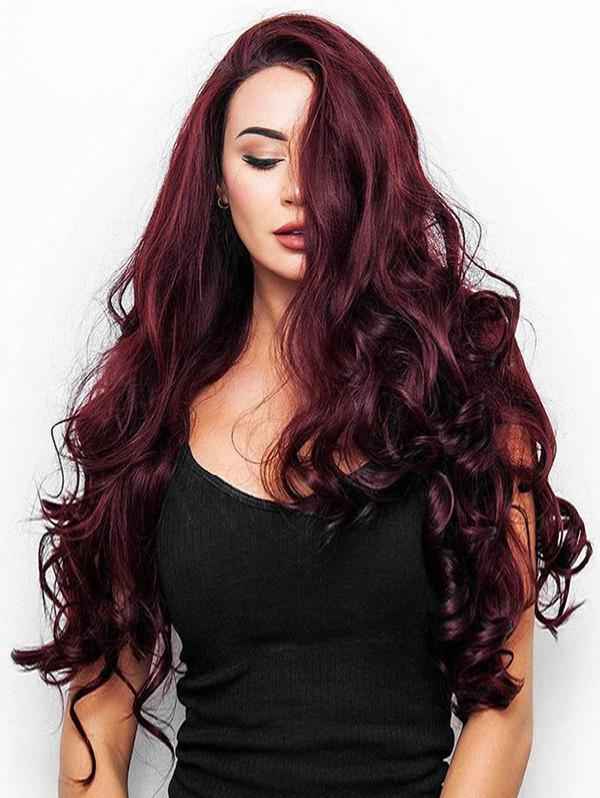 Shop Long Body Wave Synthetic Side Part Wig