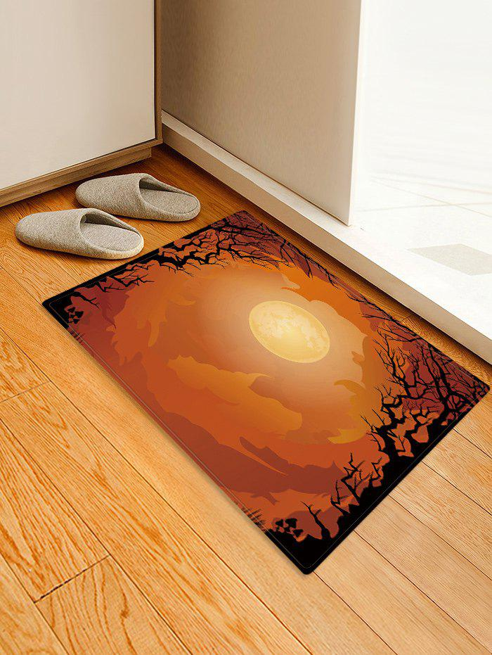 Outfit Halloween Pattern Decor Rug