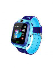 Q12b Phone Watch Smart Watch Camera GPS Positioning for Kids -