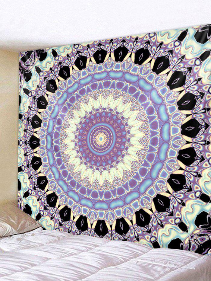 Affordable Kaleidoscope Printed Tapestry Wall Hanging Art Decor