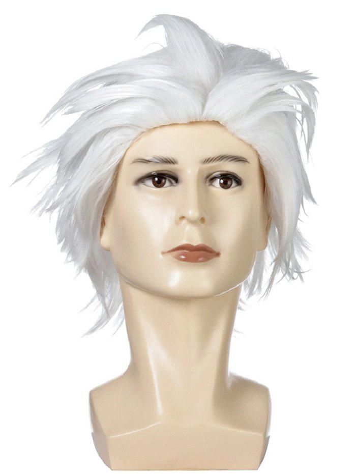 Outfit Short Fluffy Straight Halloween Cosplay Synthetic Wig