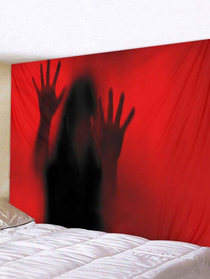 Fashion Halloween Ghost Printed Tapestry Wall Hanging Art Decoration