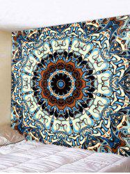 Kaleidoscope Print Tapestry Wall Hanging Decoration -