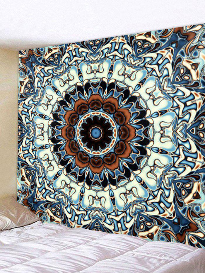 Online Kaleidoscope Print Tapestry Wall Hanging Decoration