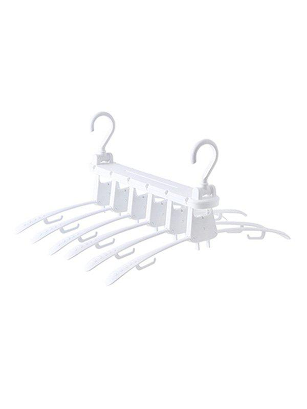Discount Wardrobe Organizer Folding Hook Hanger