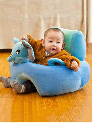 Cartoon Animal Shape Infant Sitting Posture Baby Learning Seat Couch Chair -