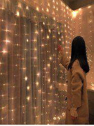 Decorative LED Curtain String Lights -