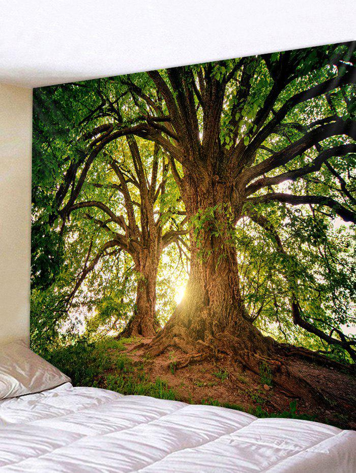 Best Big Tree 3D Printed Wall Tapestry