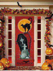 3D Print Halloween Theme Door Stickers -