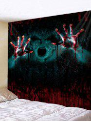 Gothic Halloween 3D Print Art Decoration Wall Tapestry -