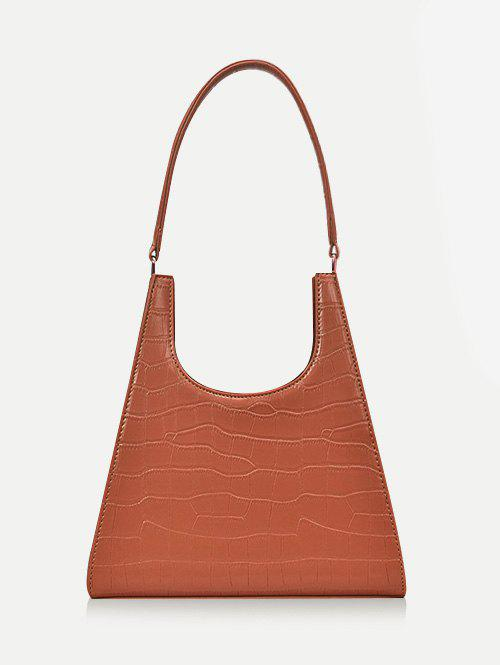Sale Animal Embossed OL Sling Bag