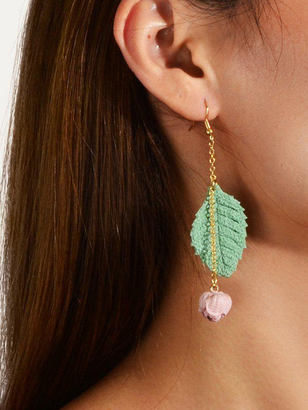 Affordable Leaf Floral Earrings