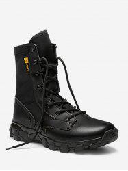 Outdoor High Top Combat Boots -