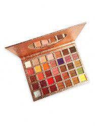 35 Colors Glitter Matte Eyeshadow Compact -