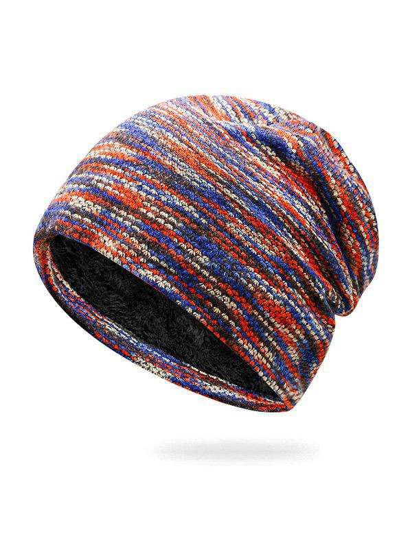 Unique Gradient Knitted Beanie Cap
