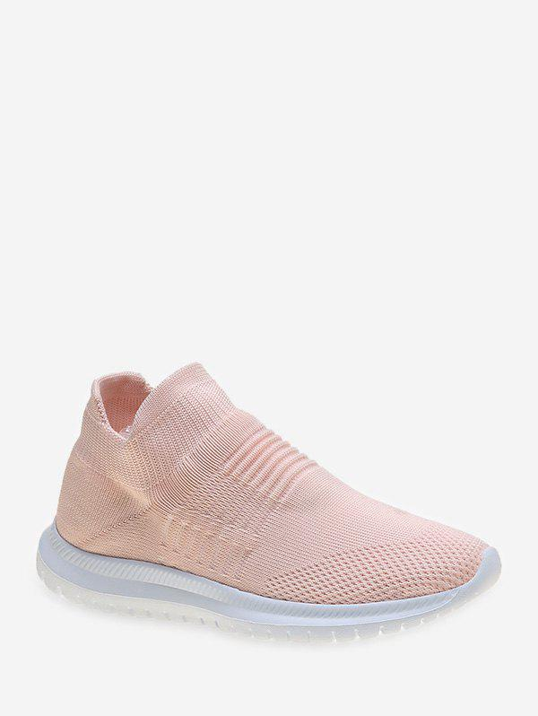Shops Simple Style Solid Color Casual Shoes
