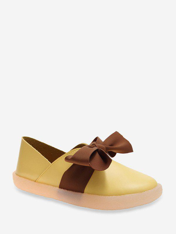 Online Bowknot Decoration Casual Style Shoes
