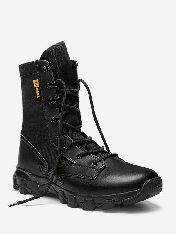 Affordable Outdoor High Top Combat Boots